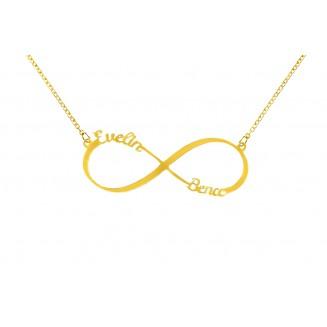 Infinity Két Neves nyaklánc...