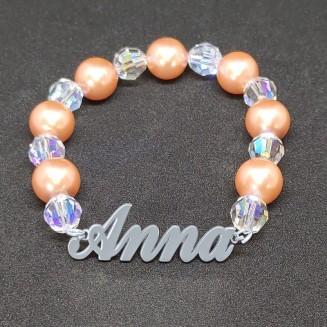 Rose-peach Shimmer -935...