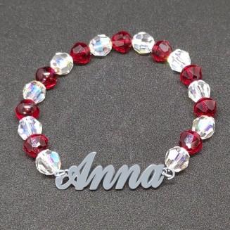 Red Shimmer - 935 Ezüst...